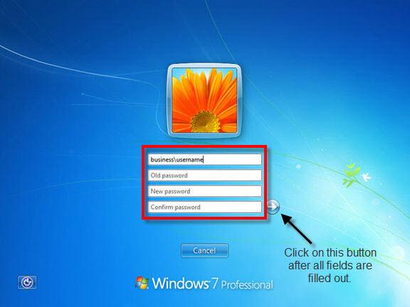 Windows 7 Passwort Umgehen