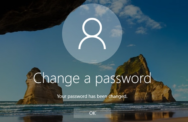 How to change your Business domain password on a Windows 10 Machine -  Information Technology Services | Eli Broad College of Business | Michigan  State University